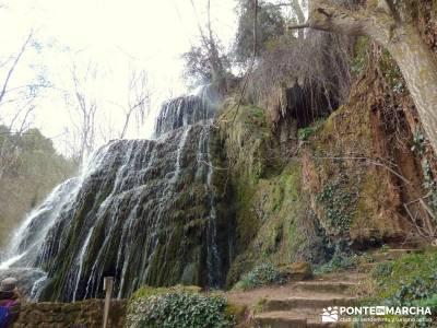 Parque Natural Monasterio de Piedra; rutas y excursiones; rutas trekking;excursiones desde toledo